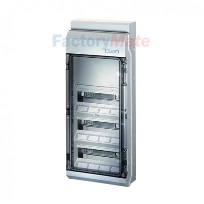 KV9440 : KV Small-type Distribution Boards up to 63 A  KV extra circuit-breaker boxes with space for electrical devices not to be manually actuated Circuit breaker box
