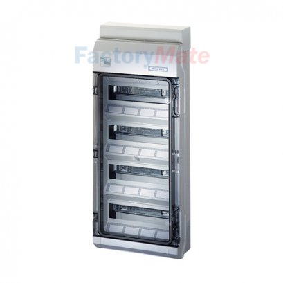 KV PC 9448 : KV Small-type Distribution Boards up to 63 A  KV Circuit breaker boxes for outdoor installation (harsh environment and/or outdoor) Circuit breaker box