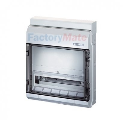 KV9230 : KV Small-type Distribution Boards up to 63 A  KV extra circuit-breaker boxes with space for electrical devices not to be manually actuated Circuit breaker box