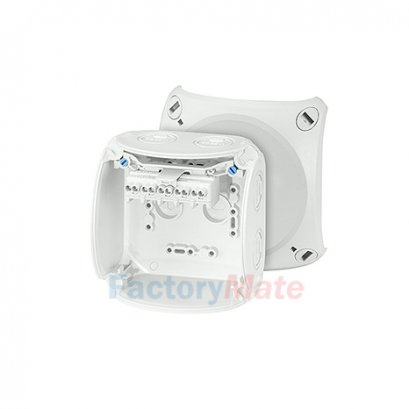 """KF0402G : DK Cable junction boxes """"Weatherproof"""" for outdoor installation Cable junction box"""