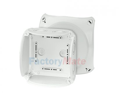 """KF0600G : DK Cable junction boxes  """"Weatherproof"""" for outdoor installation Cable junction box"""