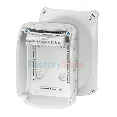"""KF1006G : DK Cable junction boxes  """"Weatherproof"""" for outdoor installation Cable junction box"""