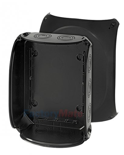 "KF3500B : DK Cable junction boxes  ""Weatherproof"" for outdoor installation Cable junction box(copy)"