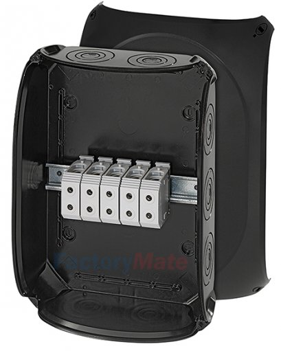 "KF5050B : DK Cable junction boxes  ""Weatherproof"" for outdoor installation Cable junction box(copy)"