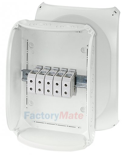 """KF5050G : DK Cable junction boxes  """"Weatherproof"""" for outdoor installation Cable junction box"""