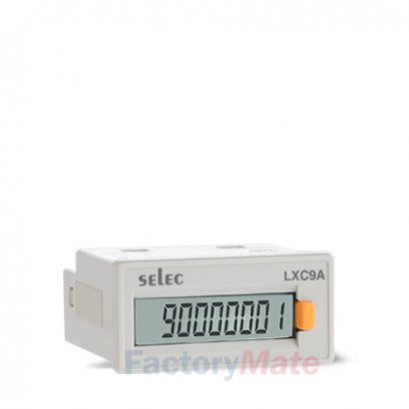 Count Totalisers   Counter, Self Powered, Contact / Voltage Input LXC900A