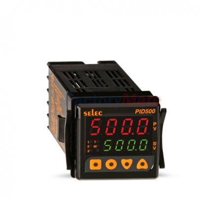 Temperature Controllers-PID Advanced PID Controller, Size : 48 x 48mm PID500