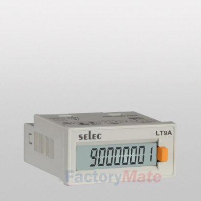 Time Interval Meters Time Totaliser, Self Powered, Front Reset Button LT920A