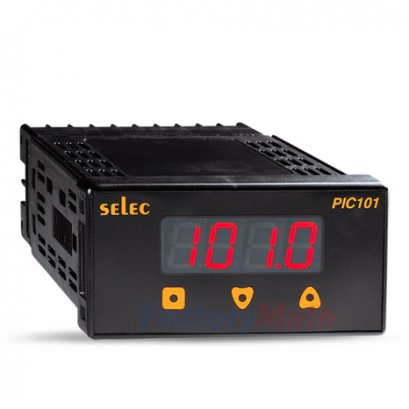 Process Indicators-Temperature Input   Process Indicator with TC / RTD Input, Size : 48 x 96mm PIC101A-T-230