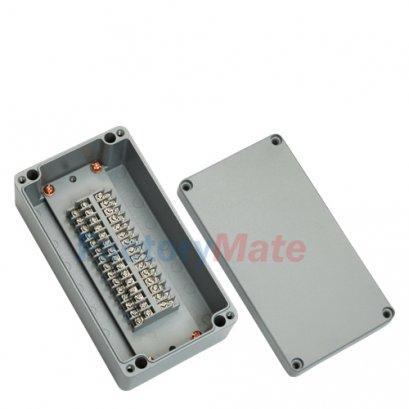 Aluminum enclosure Terminal block box-30PAS