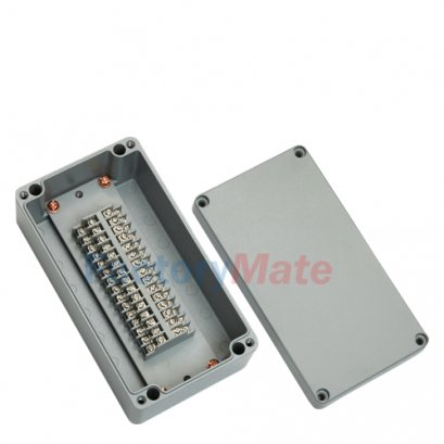 Aluminum enclosure Terminal block box-30PAS
