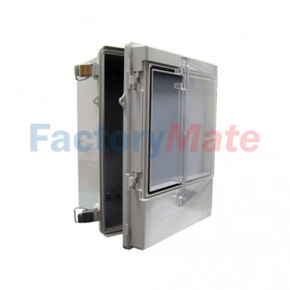 Plastic Enclosure Boxes All in One Dual Door