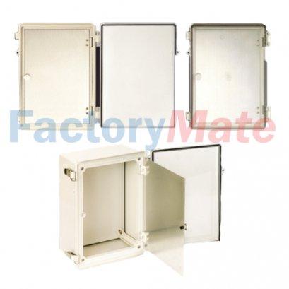 Plastic Enclosure Boxes Dual Door