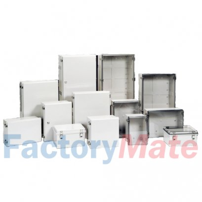 Plastic Enclosure Boxes H-series