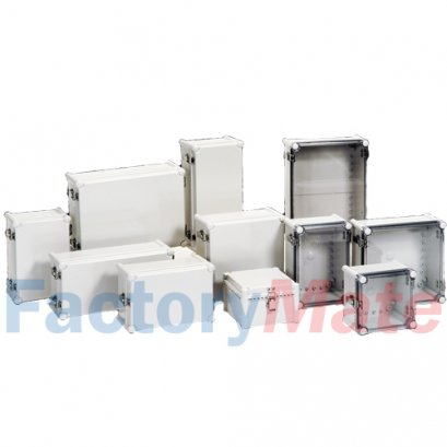 Plastic Enclosure Boxes H-series Medium Size : BOXCO
