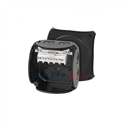 """KF0402B : DK Cable junction boxes  """"Weatherproof"""" for outdoor installation Cable junction box"""