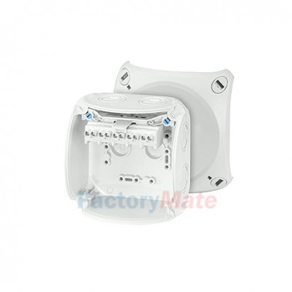 """KF0404G : DK Cable junction boxes  """"Weatherproof"""" for outdoor installation Cable junction box"""