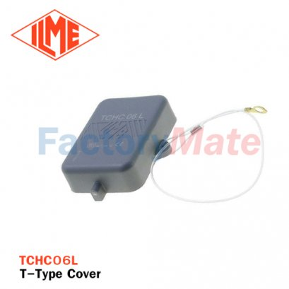 ILME TCHC-06L T-Type Cover, Size 44.27, 2 Pegs