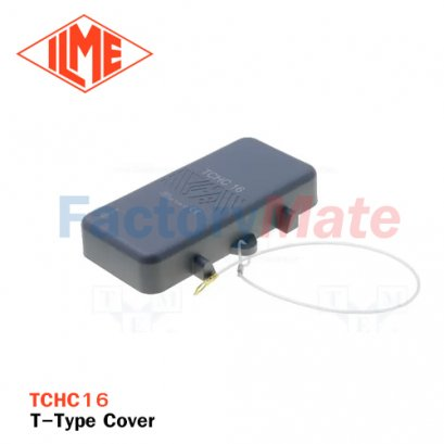 ILME TCHC-16 T-Type Cover, Size 77.27, 4 Pegs