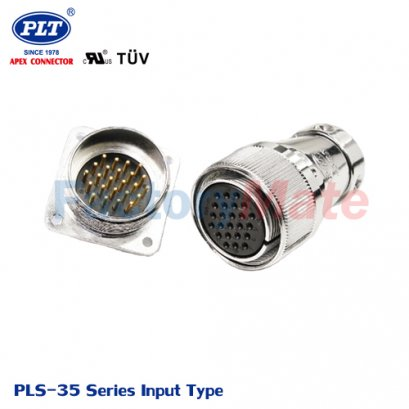 PLS-35 Series (Input Type) PLS Series Square Connectors