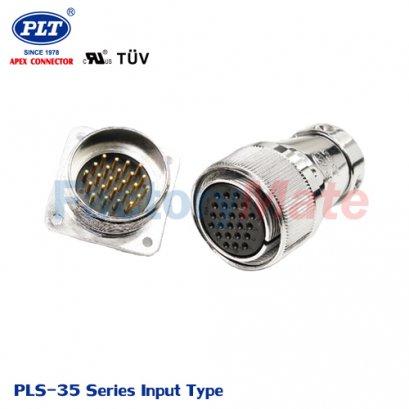 PLS-35 Series (Input Type) PLS Series Square Connectors