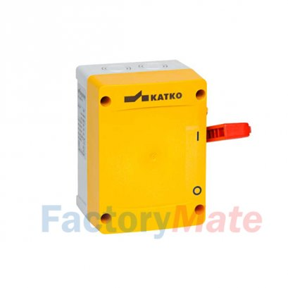 SIDE OPERATED POLYCARBONATE SWITCHES 16-40A