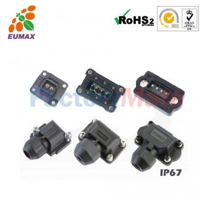 XC-JN6-R7P JN6 Signal Receptacle 7P EUMAX Micro Motor Connector