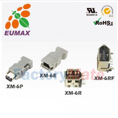 XM-6P 55100-0670 Plug Kit 6P EUMAX IEEE 1394 Connector