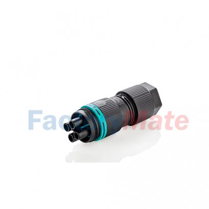 THP.387.B2A.L  TH387 - mini-Plug&Socket connector IP66/IP68