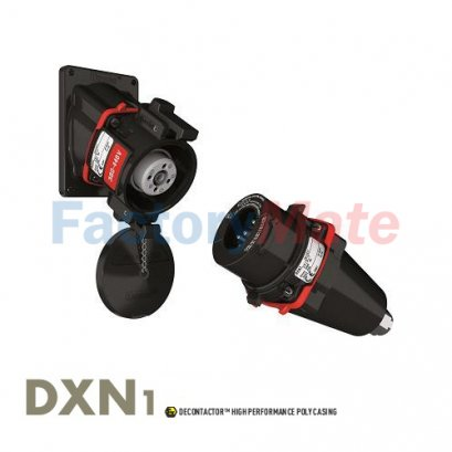 SWITCH + SOCKET-OUTLET DXN1