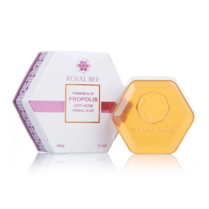 Propolis Anti-Acne Soap