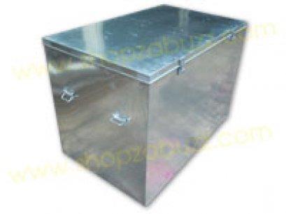 K49 : กล่องสังกะสี กล่องใส่ผ้า