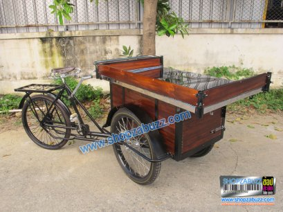 Bicycle Style Vintage BT - 2