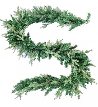 9ft Noble Spruce (PE+PVC) Garland