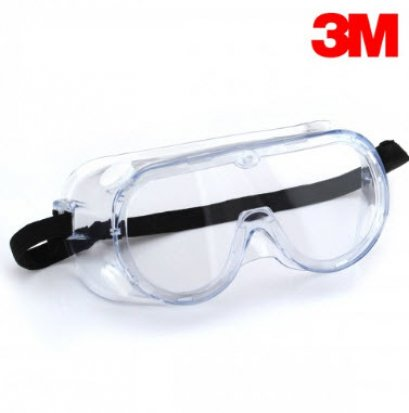 3M แว่นครอบตานิรภัย 1621 เลนส์ใส
