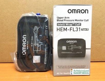Cuff ผ้าพันแขน OMRON FL31 Type B IntelliWrap (22-42cm)