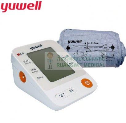 เครื่องวัดความดัน Yuwell YE-670A (ราคานี้เฉพาะการสั่งซื้อและจัดส่งผ่านออนไลน์เท่านั้น)