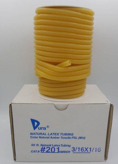 สายยางลาเท็กซ์ (Latex Tube) - Dura เบอร์ 201