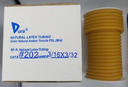 สายยางลาเท็กซ์ (Latex Tube) - Dura เบอร์ 202