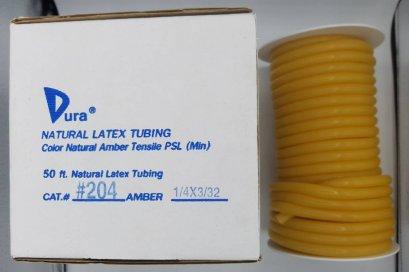 สายยางลาเท็กซ์ (Latex Tube) - Dura เบอร์ 204