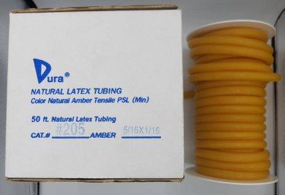 สายยางลาเท็กซ์ (Latex Tube) - Dura เบอร์ 205