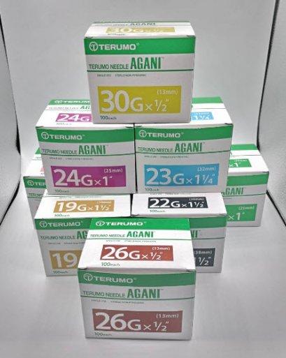 เข็มฉีดยา Terumo Agani Needle
