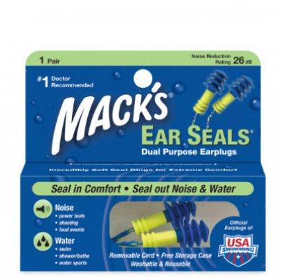 ที่อุดหูพร้อมสาย Mack's Ear Seals