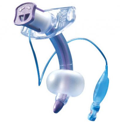ท่อเจาะคอ Portex Blue Line Ultra Tracheostomy Kit (100/810)
