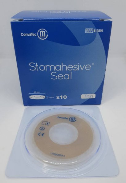 Convatec Stomahesive Seal แบบบาง (Thin) (413504)