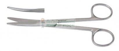 Mayo Scissor CVD 17 cm - EM (E10-0083) ปลายโค้ง