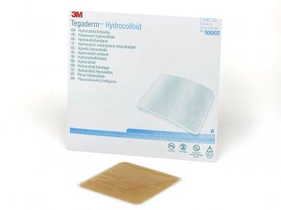 Tegaderm Hydrocolloid 10x10 cm (90002) (exp 13/11/2021)