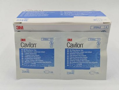 3M Cavilon No Sting Barrier Film Wipe แบบเช็ด (1 ml) (3344E) (exp 10-2020)