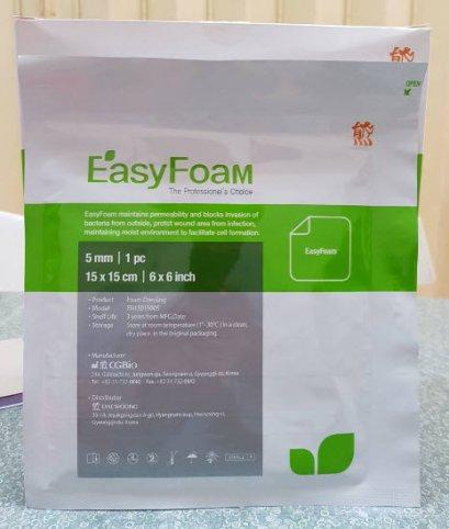 Easyfoam 15x15 cm