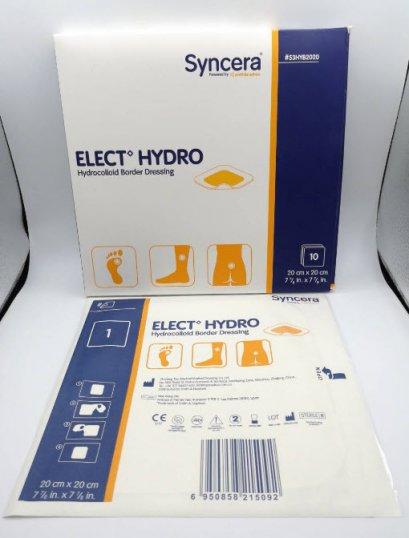Syncera Elect Hydro 20x20 cm (เหมือน Cutinova Hydro แต่จะบางกว่า)